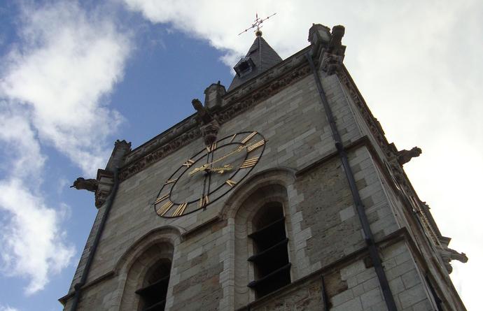 Sint-Martinuskerk Lede