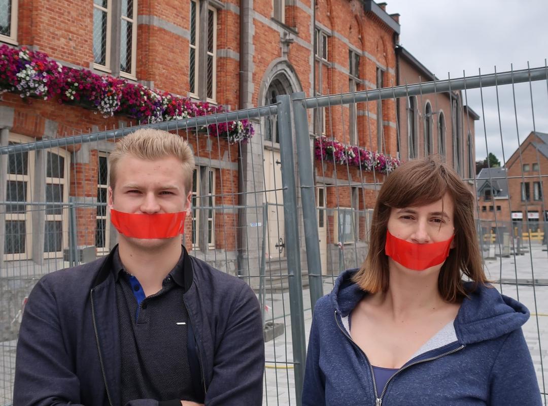 Gaëtan Van Impe & Saartje Heymans